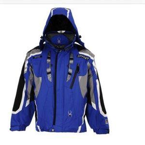 Spyder Xstatic Ski Snowboard Jacket Vest
